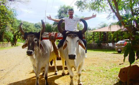 Erick Hidalgo, Costa Rica Local Guide